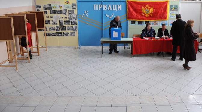 CDT na biralištima u Tivtu