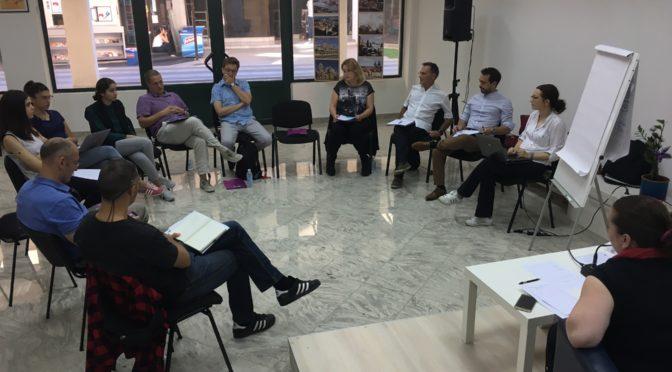 Sastanak partnera Evropa za građane